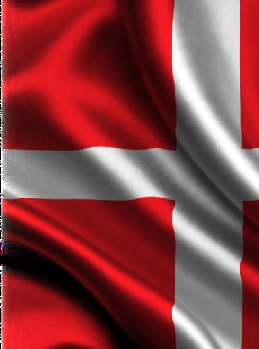 картинка флаг дании